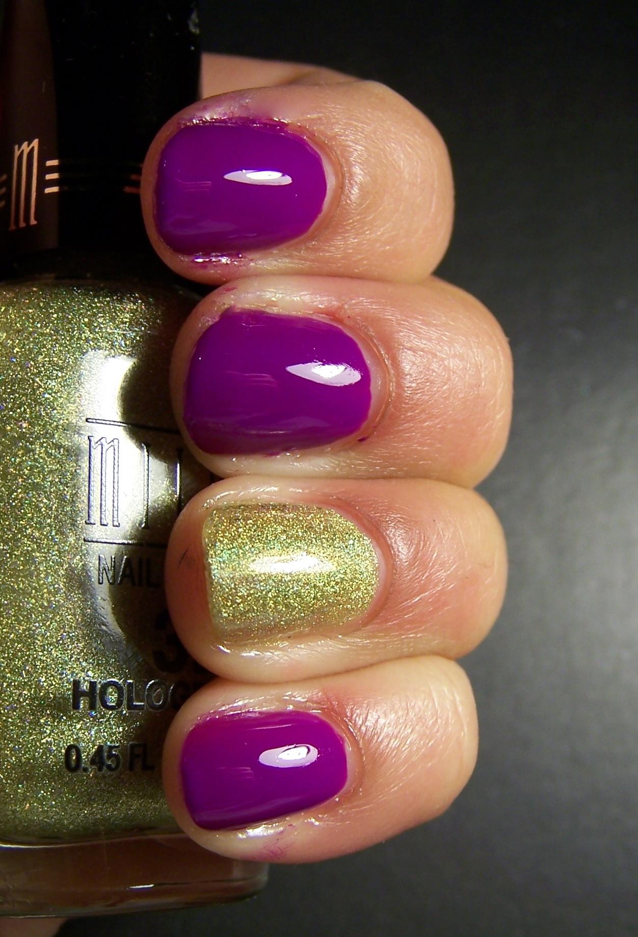 milani | Mucho esmalte y pocas nueces