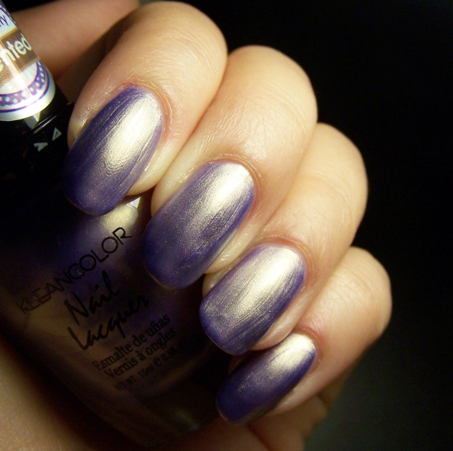 Kleancolor | Mucho esmalte y pocas nueces