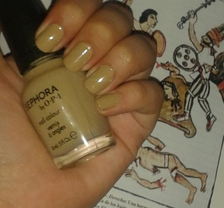 Sephora by OPI, Neutral Beauty