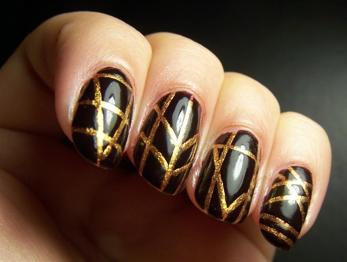 Domingo de diseño: Mis uñas para año nuevo