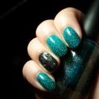 Random manicure: Color Club en Holiday Splendor