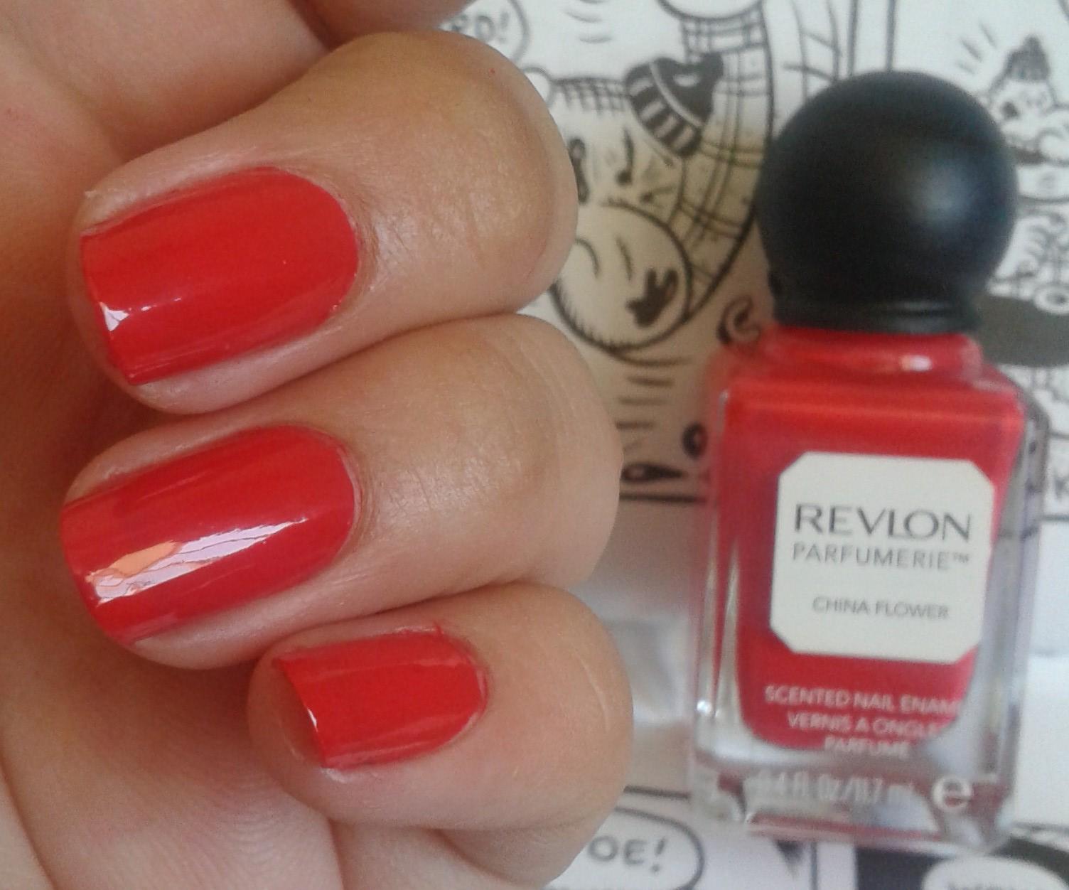 Revlon | Mucho esmalte y pocas nueces